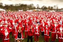 Woman's Trust - news & media - join us for santa run