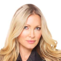 Woman's Trust free London counselling women emotional wellbeing therapy charity domestic violence domestic abuse mental health celebrity ambassador supporter Our People Caprice Bourret