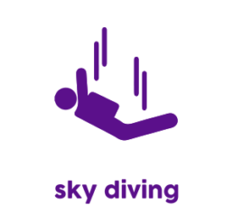 Woman's Trust - Sponsorship & Events - Sky Diving