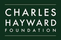 Woman's Trust Supporters funder Logos Charles Hayward Foundation free London counselling women emotional wellbeing therapy charity domestic violence domestic abuse mental health