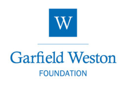 Woman's Trust Supporters Funders corporate Garfield Weston Foundation logo Woman's Trust Free counselling London Domestic violence domestic abuse charity