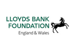 Woman's Trust corporate Supporters funder Lloyds Bank Foundation logo free counselling London domestic violence domestic abuse charity