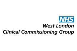 Woman's Trust Supporters Logos NHS West London Clinical Commissioning Group