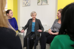 Woman's Trust free London counselling women emotional wellbeing therapy charity domestic violence domestic abuse mental health What We Do Therapeutic Support Groups