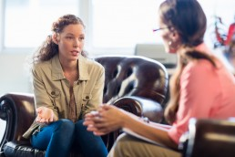Woman's Trust - What We Do - services include individual counselling