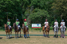 Woman's Trust - news and media - New Forest Polo Club - raising funds