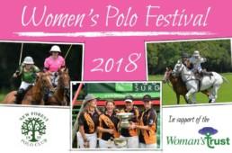 Women's Polo Festival - fundraising - Woman's Trust