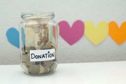 Woman's Trust - support - sponsored donations