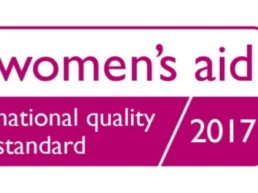 Woman's Trust - Accreditation - Women's Aid