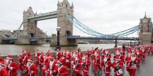 santa in the city 300x150 a fun & festive way support womans trust!